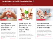 Crédit Immobilier et Prêt - Expert en Courtage à Bordeaux
