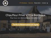 Entreprise de transport VTC à Bordeaux