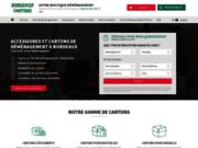 Bordeaux cartons - Cartons et accessoires pour le déménagement