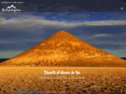 screenshot http://www.borispatagonia.com Patagonie