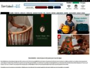 Créateur d'espace enfant par borne interactive de jeu ludo educative