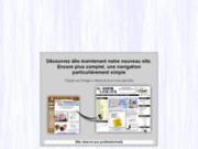 screenshot http://www.bosser-leroux-import.fr bosser-leroux import: cadeaux et décorations