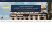 screenshot https://www.bougardier.fr/ cabinet Bougardier