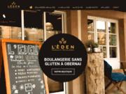 L'Eden sans gluten, boulangerie à Obernai