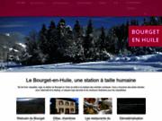 screenshot http://www.bourgetenhuile.com Bourget en Huile