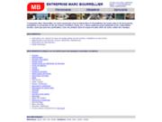 screenshot http://www.bourrellier-ferronnerie-metallerie-serrurerie-yvelines.com entreprise marc bourrellier