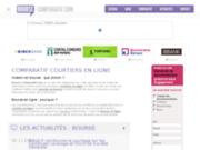 Bourse-comparatif.com