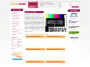screenshot http://www.bourseleader.com bourseleader
