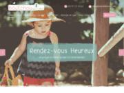 screenshot http://www.boutchou-nature.com Boutchou Nature