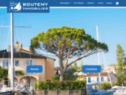 Boutemy : agence immobilière à Port-Grimaud