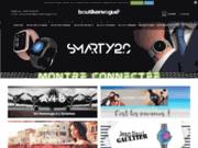 screenshot http://www.boutikenvogue.com bijoux  montres de marques sur boutikenvogue