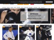 Equipement officiel Adidas pour les arts martiaux