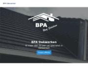 BPA Toitures - Spécialiste des toitures à Bruxelles et en Belgique