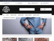 screenshot http://www.bracelets-homme.com bracelet homme