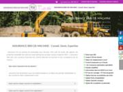 Devis en ligne pour l'assurance bris de machine