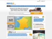 screenshot http://www.brocz.fr/date-brocante.html brocz : dates des brocantes et vide-greniers.