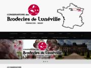 Conservatoire des Broderies de Lunéville