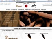 screenshot http://www.brosserie-altesse-isinis.com/ Brosserie-Altesse-Isinis