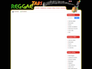 Partitions reggae basse et guitare - Reggae Bass And Guitar Tabs - Jah Rastafari