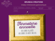 Traiteur Chartres - Bruneau Créations, service traiteur à Chartres (28) région centre