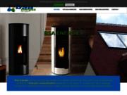 screenshot http://www.bsa-energies.com bsa énergies bois et solaire à fondettes 37230