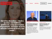 screenshot http://www.bscnews.fr bsc news magazine