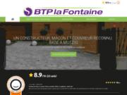 BTP La Fontaine : artisan-maçon dans le Bas-Rhin