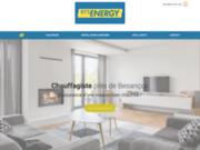 BTS Energy - entreprise de chauffage et sanitaires près de Besançon