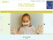 screenshot http://www.bubblemag.fr/ bubblemag.fr