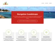 screenshot http://www.bungalow-guadeloupe.fr bungalow guadeloupe