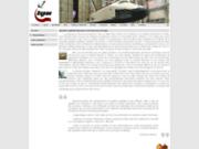 screenshot http://www.buran.fr/ navette spatiale bourane et la fusée energia
