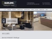 screenshot http://www.bureauburling.com bureau burling spécialiste du mobilier de bureau et aménagement