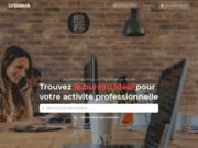 Le site idéal pour trouver un bureau professionnel flexible