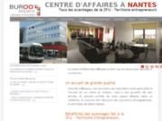 Buroo Espace : centre d'affaires à Nantes, bureaux à louer