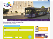Bustac : bus à Charleville-Mézières