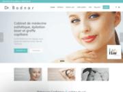 screenshot http://www.cabinet-esthetique-alsacelorraine.com/ chirurgie esthétique