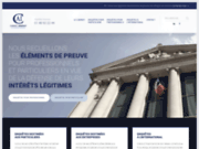 screenshot http://www.cabinetarnoult.com/ enquetes privees - cabinet arnoult international