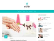 screenshot http://www.cabinetelendil.be massage à namur elendil