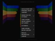 screenshot http://www.cabinets-avocats.net cabinets d'avocats