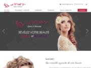 screenshot http://www.cadcoiff37.com/ Salon de coiffure