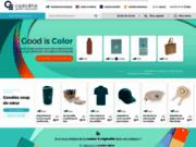 Cadoetik, spécialiste de l'objet publicitaire écologique