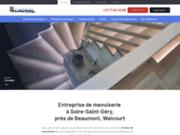 Construction terrasse à Walcourt
