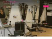 screenshot http://www.caelina-beaute.com Caélina Beauté