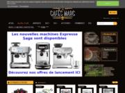A la découverte des Cafés Marc