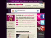 Recettes de desserts - Cakes and Sweets