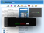 screenshot http://www.calculateur.com Calculatrice