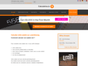 Calculatrice fiscale Luxembourg