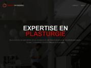 Caldeira Engineering. Conception et industrialisation de pièces plastique. Ingénierie Plasturgie
