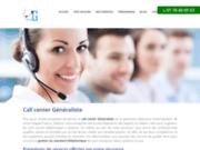 Call center basé en France