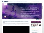Calleo: solution e-CRM - Gestion de la relation client